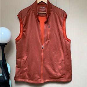 Izod Fleece Zip-Up Advantage Performance Vest